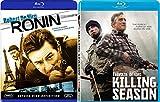 Killing Season & Ronin Robert De Niro Blu Ray Set