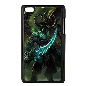 World Of Warcraft Ipod Touch 4 Case Black 218y-072453