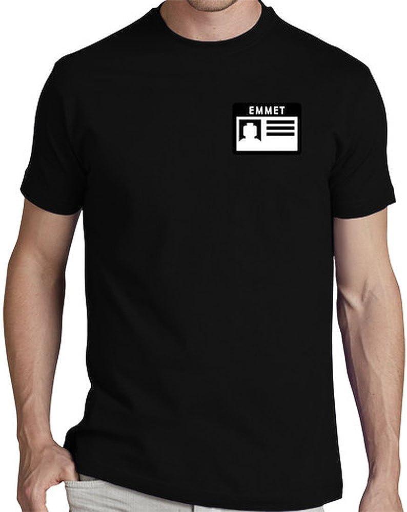 Camiseta emmets gafete camisa para hombre | laTostadora