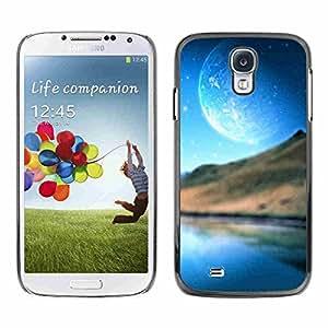Shell-Star ( Abstract Planet Landscape ) Fundas Cover Cubre Hard Case Cover para Samsung Galaxy S4 IV (I9500 / I9505 / I9505G) / SGH-i337