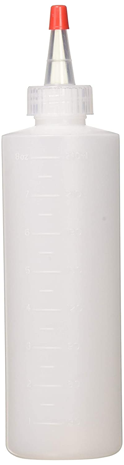 Soft 'N Style Applicator Bottle, 8 oz Burmax B22
