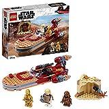 LEGO Star Wars: A New Hope Luke Skywalker's Landspeeder 75271 Building Kit, Collectible Star Wars Set, New 2020 (236 Pieces)