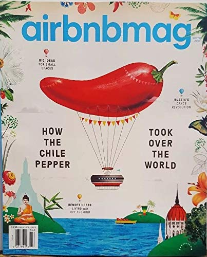 Airbnbmag Winter 2018 How the Chile Pepper Took Over the World
