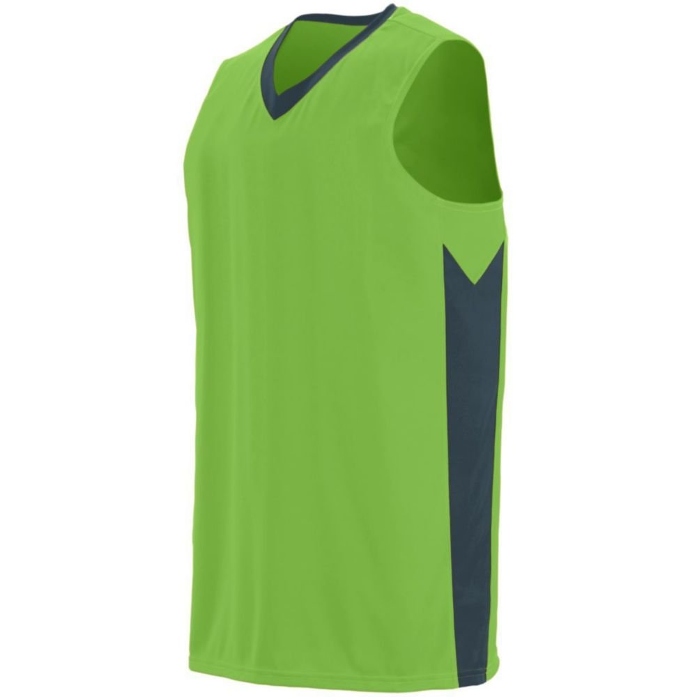 Pack of 3 Augusta Sports Mens Block Out Jersey