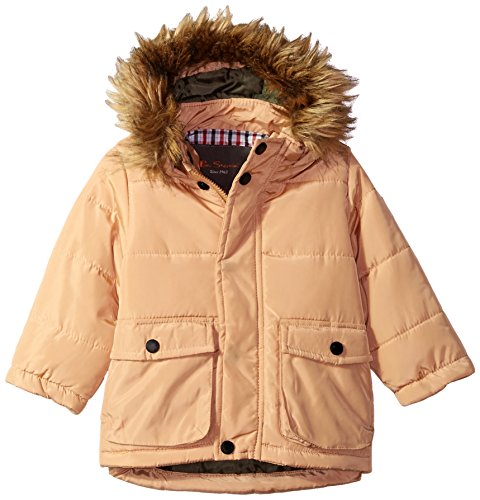 Ben Sherman Baby Boys Fashion Outerwear Jacket (More Styles Available), Tan, - Sherman Fashion