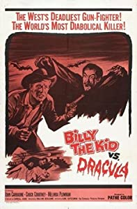 Billy The Kid Vs Dracula Movie Poster 24x36 by Posters
