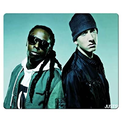 26x21cm 10x8inch personal gaming mousepads precise cloth antiskid rubber Fine-textured surface design Eminem