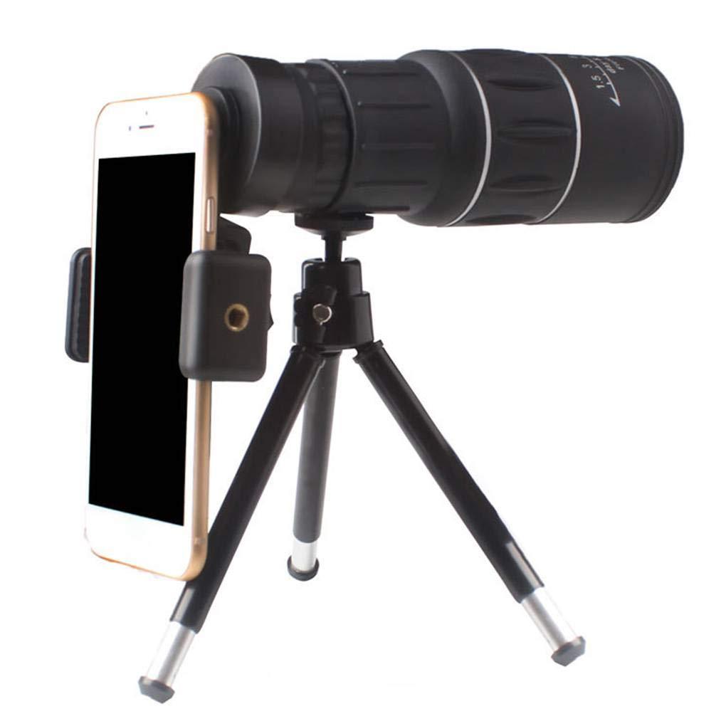 Ben-gi 16x52 Foco Dual Zoom óptico de la Lente monocular no Infrarrojos Noche Telescopio de Turismo de Caza de la visión