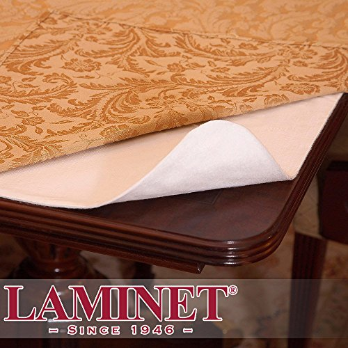 LAMINET Deluxe Cushioned Heavy-Duty Customizable Table Pads Pads-52 - 52