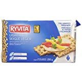 RYVITA Light Rye Crispbread, 12-Count