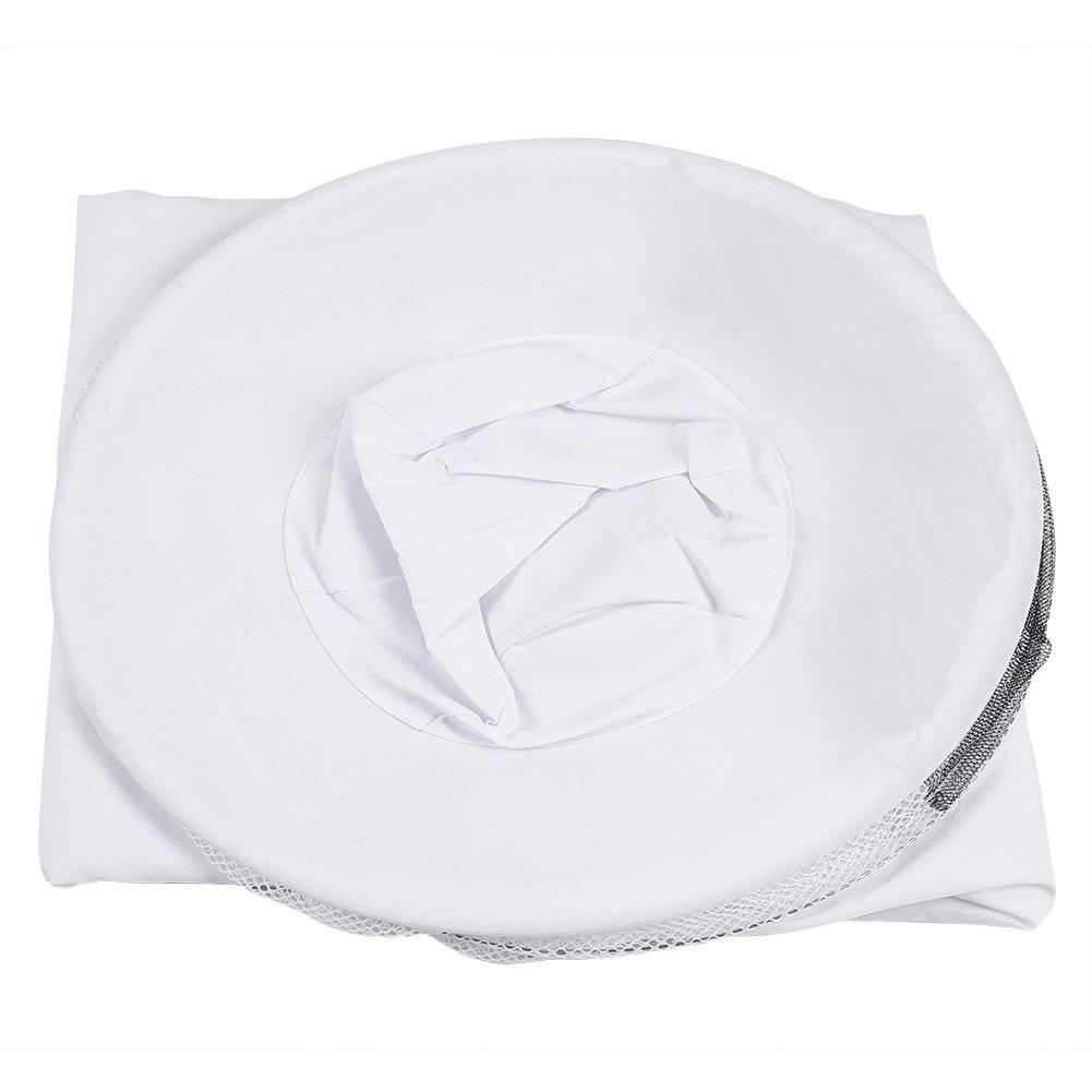 Size : XL Dewin Traje de Apicultura Sombrero Equipo de protecci/ón Profesional para Apicultura Juego de Apicultor de Abejas Que Mantiene Todo el Cuerpo