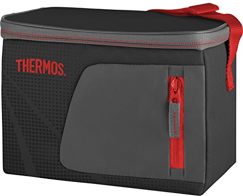 Thermos C97006006 THRC97006006 Radiance 6 Can Cooler, Black