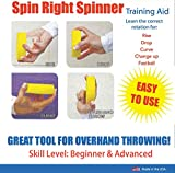 GETIT Spin Right Softball Spinner Fastpitch for