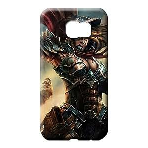 samsung galaxy s6 cover PC Fashionable Design mobile phone skins Diablo 3 Demon Hunter