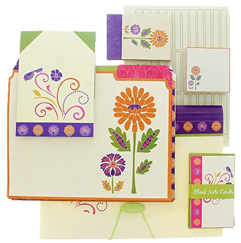 Bohemian Design - Office Product Assorted Set. - Assorted File Set