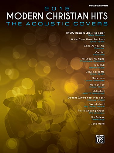 Vintage Songbook Cover - 2015 Modern Christian Hits -- The Acoustic Covers: 26 Songs of Hope and Praise