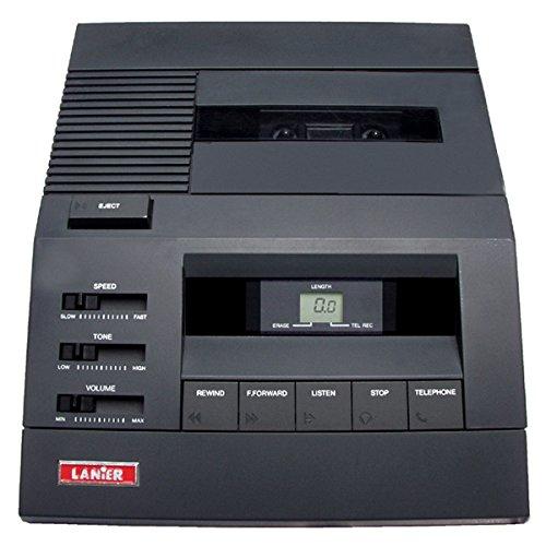 (Lanier P-148 Standard Cassette Transcriber Machine)