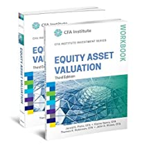 Equity Asset Valuation, 3e Book and Workbook Set