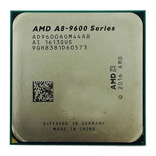 AMD A8-Series A8-9600 A8 9600 3.1 GHz 65W Quad-Core CPU Processor AD9600AGM44AB Socket AM4