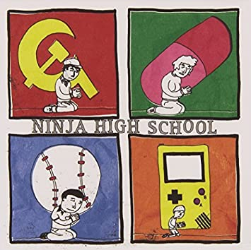 Young Adults Against Suicide by NINJA HIGH SCHO : NINJA HIGH ...