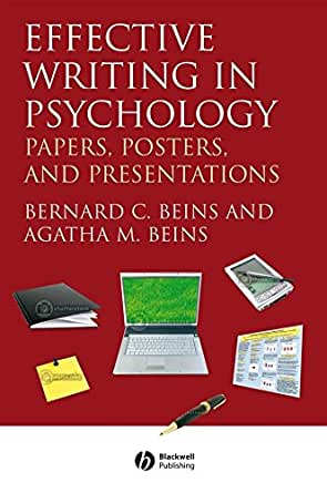 effective writing in psychology papers posters and presentations Download and read effective writing in psychology papers posters and presentations effective writing in psychology papers posters and presentations.