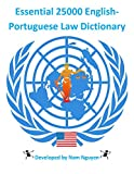 Essential 25000 English-Portuguese Law Dictionary