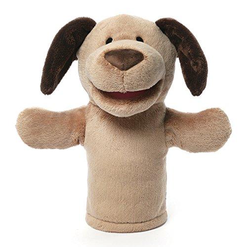 Gund Bandit Dog Hand Puppet Plush