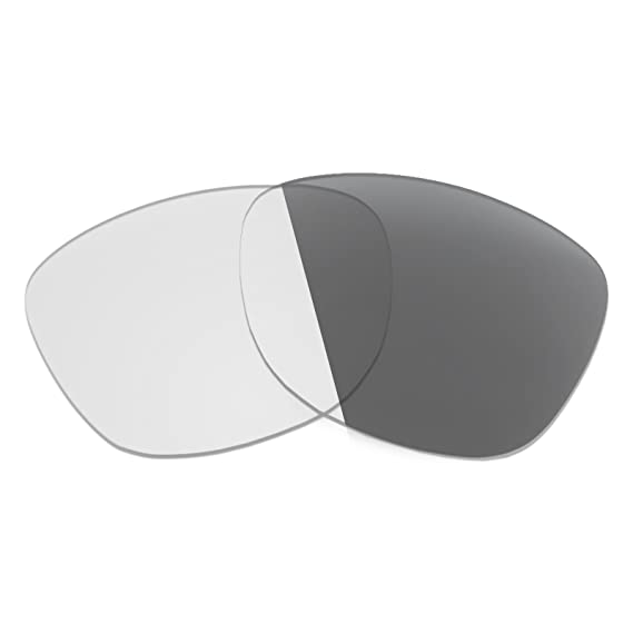874ccaa7623c4 Revant Replacement Lenses for Oakley Frogskins LX Elite Adapt Grey  Photochromic  Amazon.co.uk  Clothing
