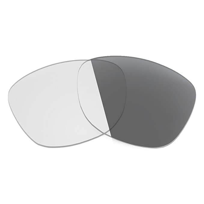 4181b6e7427 Revant Replacement Lenses for Oakley Frogskins LX Elite Adapt Grey  Photochromic  Amazon.co.uk  Clothing