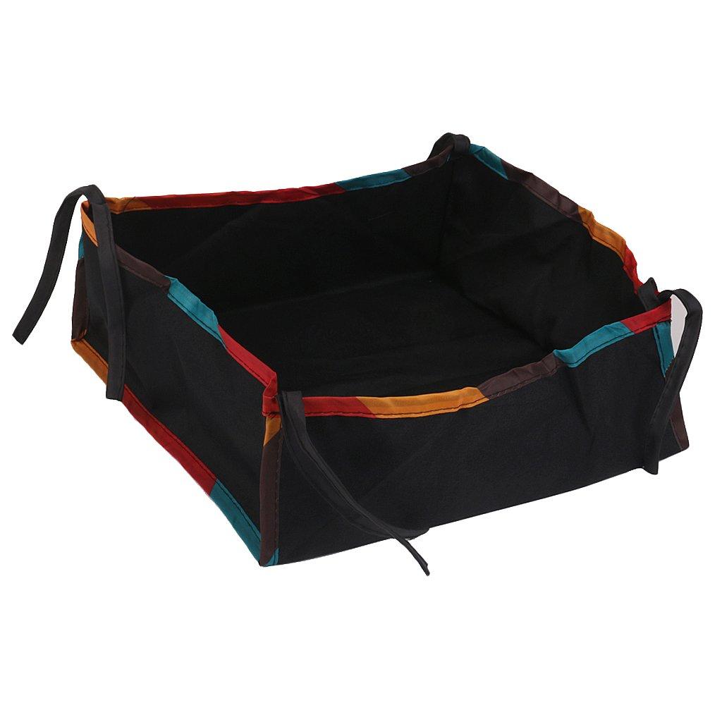 Desconocido Oxford tela silla de paseo Buggy carrito de bebé parte inferior organizador bolsa 29x 29x 11cm Generic