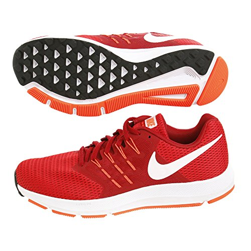 White running 10 de Chaussures Nike University total Red Blk homme Dart Crimson 5X6f5wqzx