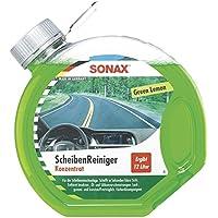 SONAX 386400 ScheibenReiniger Konzentrat Green Lemon, 3 Liter
