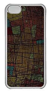 iPhone 5C Case Black(1) PC Custom iPhone 5C Case Cover Transparent