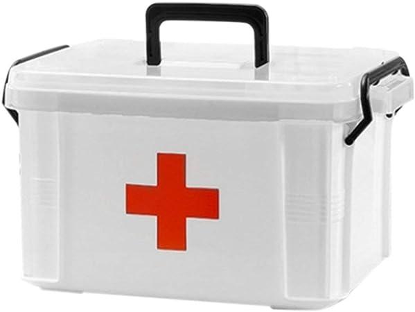 Acryl Box mit Deckel Caja de Almacenamiento para bastoncillos de algod/ón acr/ílico, con Tapa Relaxdays Wattest/äbchen Aufbewahrung Medium Blanco