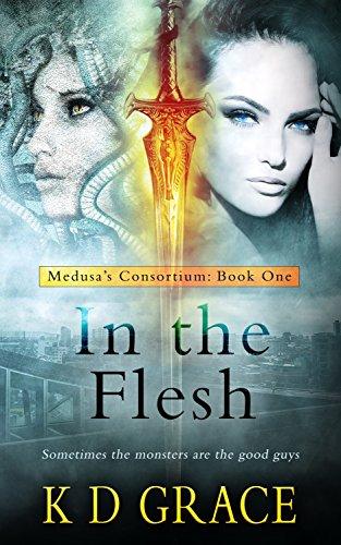 In The Flesh by K D Grace ebook deal