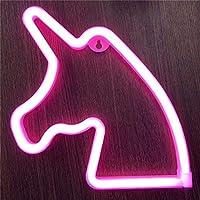 belupai LED Neon Light Signs Kamer Decor LED Neon Nachtlampjes Batterij Aangedreven en USB Bediende Indoor Verlichting…