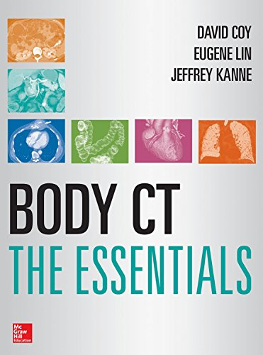Body CT The Essentials Front Cover
