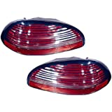 Pontiac Grand Prix Replacement Tail Light Unit - 1-Pair