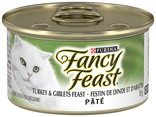 85gm Fashionable Patterns Kind-Hearted New Fancy Feast White Label Seafood Medley Dishes, Feeders & Fountains Cat Supplies