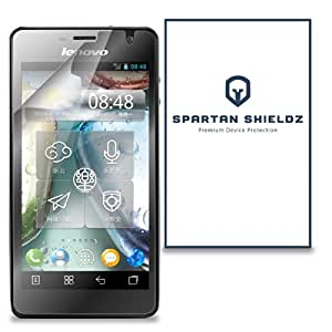 6X - Spartan Shieldz Premium HD Screen Protector Cover For Lenovo Lephone K860 - 6X