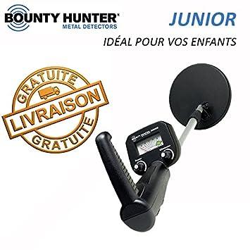 Bounty Hunter Junior - Detector de metales para niños: Amazon.es: Bricolaje y herramientas