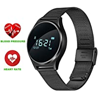 Bluetooth Smartwatch Compatible Wristband Women%Ef%Bc%88Black%Ef%Bc%89 Basic Facts