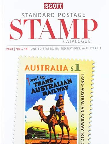 2020 Scott Standard Postage Stamp Catalogue Volume 1 (U.S. & Countries -