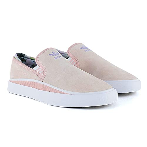 Adidas Originals Herren Sabalo Slip On Sneaker Rosa