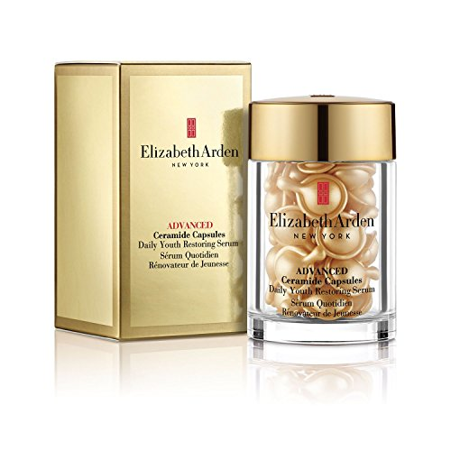 30ct Capsule (Elizabeth Arden 30 Piece Advanced Ceramide Capsules Daily Youth Restoring Serum, 0.47 oz.)