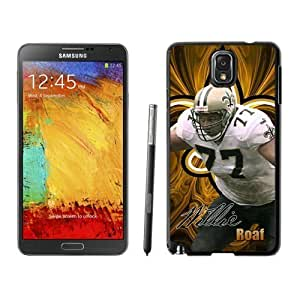 NFL New Orleans Saints Samsung Galalxy Note 3 Case 075 NFLSGN3CASES453