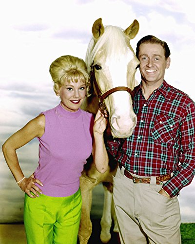 Mister Ed Connie Hines Alan Young Canvas Giclee