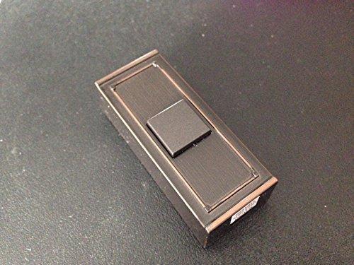UPC 016963077065, Mediterranean Bronze Finish wireless doorbell button
