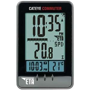 Cateye Ciclocomputadora Commuter Cc-com10w