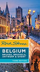 Stroll through medieval squares with soaring bell towers and along quiet canals: with Rick Steves on your side, Belgium can be yours! Inside Rick Steves Belgium: Bruges, Brussels, Antwerp & Ghent you'll find:Comprehensive coverage for spe...